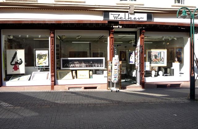 Ausstellung3 Markus Lüpertz 08.04.11 - 06.05.11