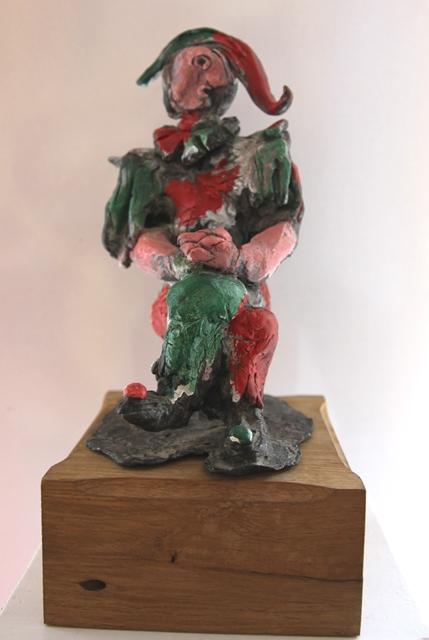 Harlekin Bronze Auflage 10 Exemplare, Markus Lüpertz