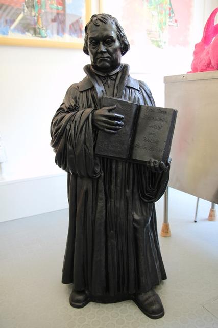 Martin Luther, Ottmar Hörl