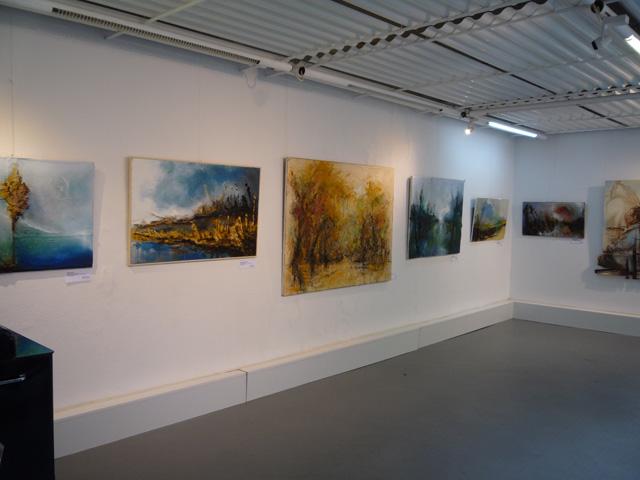 1 Ausstellung Valerio Giacone 2014 KUNSTMASSNAHMEN