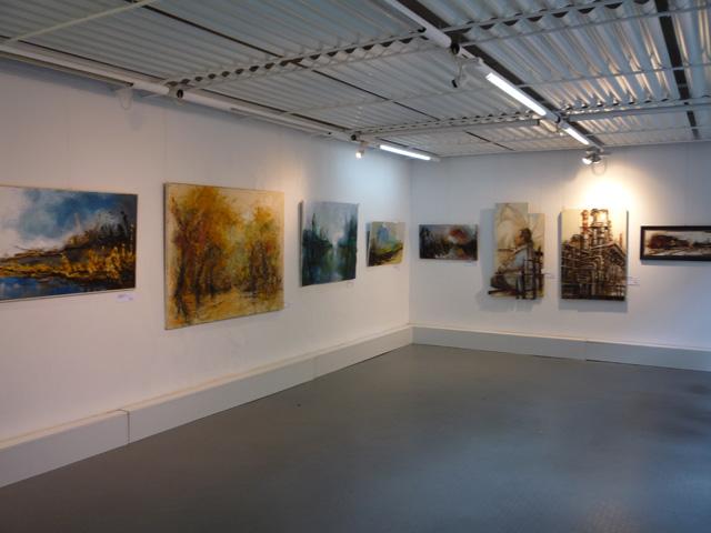 2 Ausstellung Valerio Giacone 2014 KUNSTMASSNAHMEN