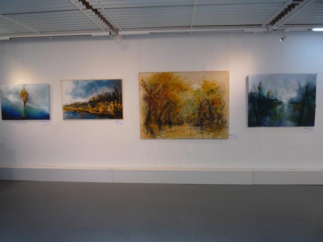 7 Ausstellung Valerio Giacone 2014 KUNSTMASSNAHMEN