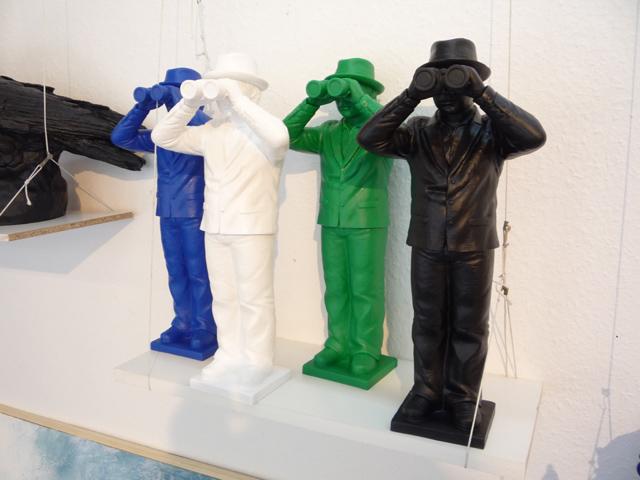 Anmerkung zu Beuys, KUNTMASSNAHMEN Heidelberg