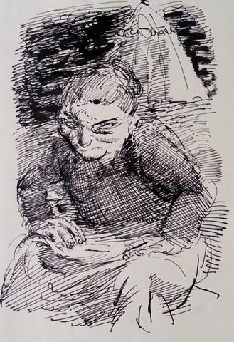 Mutter Courage, Bernhard Heisig