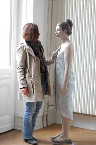 Madeleine nach dem Bade 170 cm
