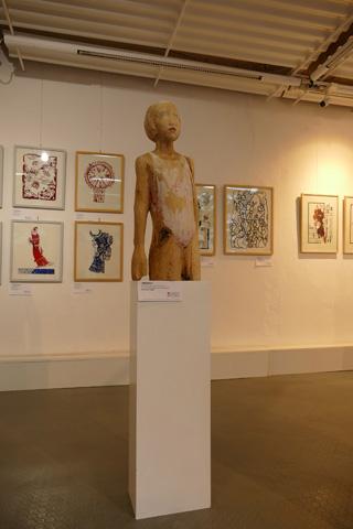 Ausstellung KUNSTMASSNAHMEN Heidelberg 11.09.16