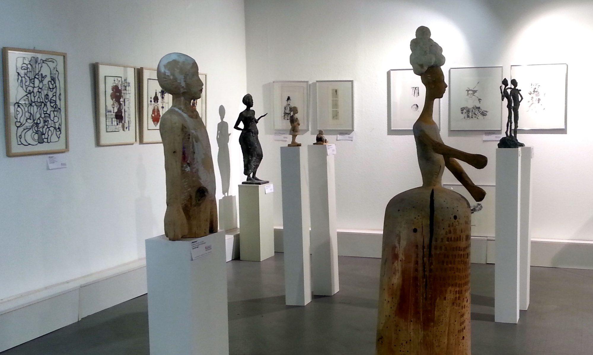 Galerie Heidelberg - KUNSTMASSNAHMEN Jürgen Leibig